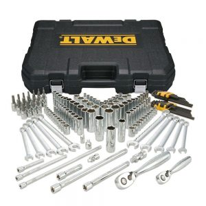 picture of DEWALT 156 Piece Mechanics Tool Set Sale