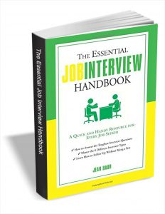 picture of Free The Essential Job Interview Handbook eBook