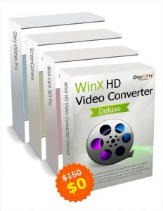 picture of Free WinX HD Video Converter Deluxe Download