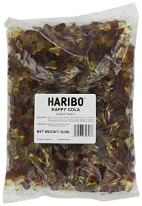 picture of Haribo Gummi Candy, 5-Pound Bag