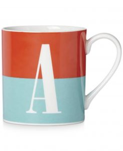 picture of kate spade new york Whats In A Name Mug Sale