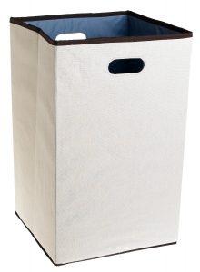 picture of Rubbermaid Custom Closet Folding Laundry Hamper Sale