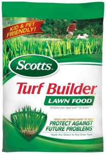 picture of Scotts Turf Builder Lawn Food, 15K Sq Ft 39lb Sale