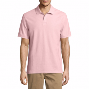 picture of St. John's Bay Short Sleeve Polo Shirt Sale