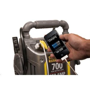 picture of Stanley FatMax 700A Car Jump Starter Bundle with USB Ports Sale