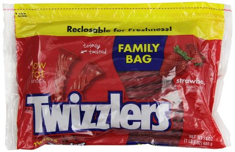 picture of Twizzlers Twists Candy 6 pack Sale
