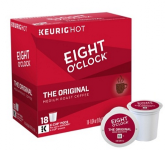 picture of Eight O'Clock K-Cup Coffee Sale