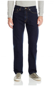picture of Signature by Levi Strauss Men's Regular Fit Jeans Sale