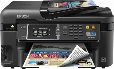 picture of Epson Expression WF-3620 All-in-One Printer Sale