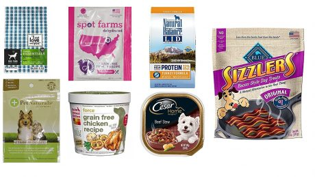 picture of Free Dog Food and Treats Sample Box ($11.99 Credit with Purchase)