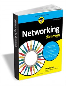 picture of Free eBook: Networking for Dummies All in 1
