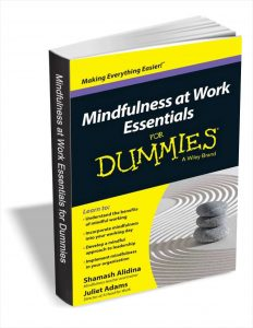 picture of Free eBook: Mindfulness at Work for Dummies