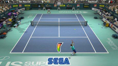 picture of Free Sega Virtua Tennis Challenge iOS App
