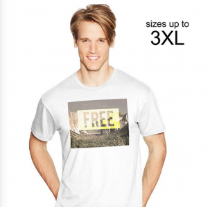 picture of Hanes Graphic T-Shirts $3.99 Free Shipping