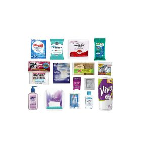 picture of Household Essentials Sample Box ($14.99 Credit with Purchase)