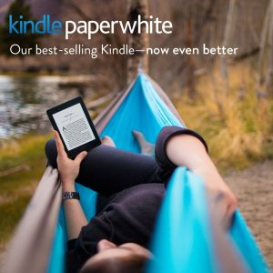 picture of Kindle Paperwhite and Voyae Certified Refurbished e-reader Sale
