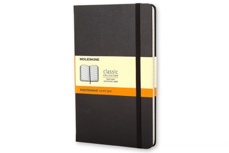 picture of Moleskine Classic Notebook, Large Sale