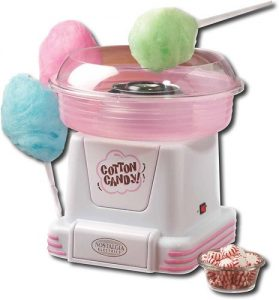 picture of Nostalgia Electrics Cotton Candy Maker Sale