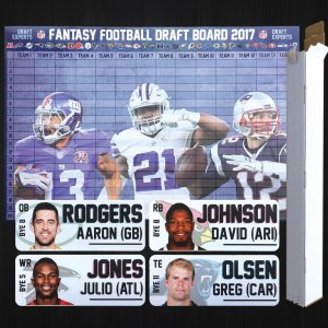 picture of 2017 Fantasy Football Draft Kit Sale