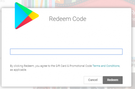 picture of Free $1 Google Play Credit for Select Accounts