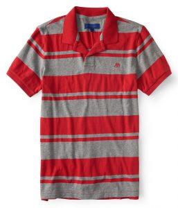 picture of Aeropostale Mens Heritage Polo Sale