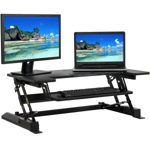 picture of Best Choice Height Adjustable Sit / Stand Desk Sale