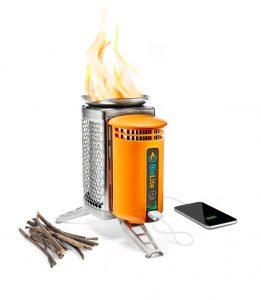 picture of BioLite Wood Burning CampStove Sale