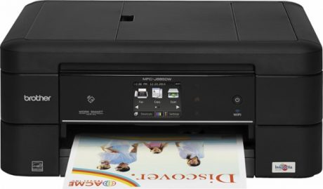 picture of Brother MFC-J885DW Wireless Inkjet All-In-One Printer Sale