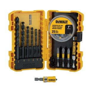 picture of DEWALT Black Oxide Screwdriving Drilling Set (40-Piece) Sale
