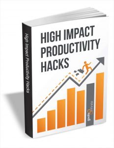 picture of Free eBook: High Impact Productivity Hacks
