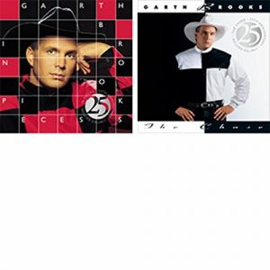 picture of Free Garth Brooks The Chase/In Pieces MP3 Album