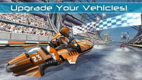 picture of Free Riptide GP2 iOS App