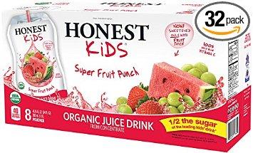 picture of HONEST Kids Organic Juice Drink 32 Pack Sale