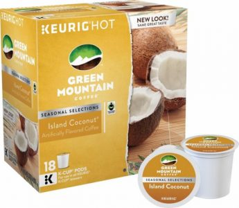 picture of Keurig K-Cup Green Mountain 18-Pack K-Cup Sale