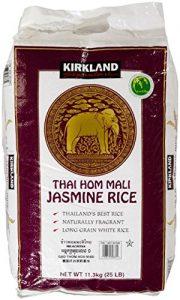 picture of Kirkland Signature Jasmine Rice, 25 Pound Sale
