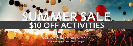 picture of $10 off $100 on Things to do on Expedia