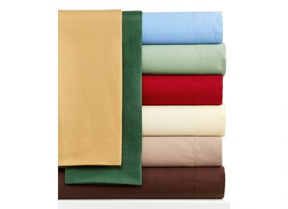 picture of Solid Sheet Sets, 220 Thread Count Sale