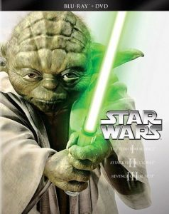 picture of Star Wars Trilogy Episodes I-III (Blu-ray + DVD) Sale