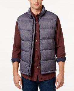 picture of 32 Degrees Men's Packable Down Vest Sale
