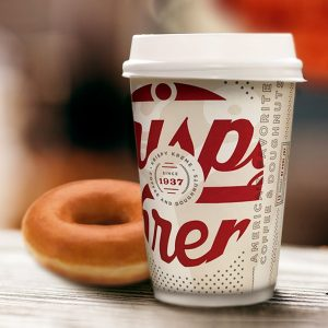 picture of Free Coffee and Donut on Mondays from Krispy Kreme