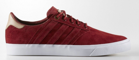 picture of adidas Seeley Premiere Classified Shoes Men's Red Sale