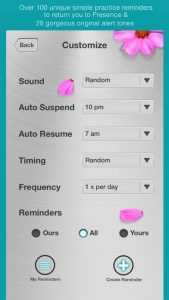 picture of Free Remindfulness iOS Relaxation App