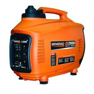 picture of Generac iX2000 iX Series 2,000W Portable Inverter Generator Refurbished Sale