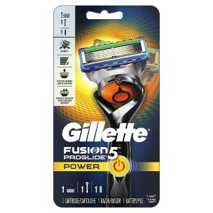 picture of Gillette Fusion5 ProGlide Power Men's Razor with Razor Blade Refill Sale