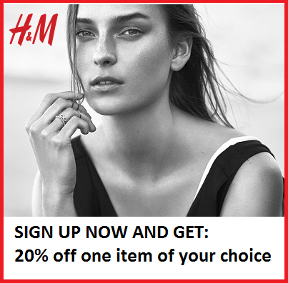 H&M Coupon