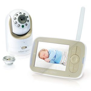 picture of Infant Optics DXR-8 Video Baby Monitor Sale