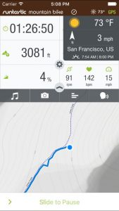 picture of iTunes App Sale: Runtastic Mountain Bike PRO Free