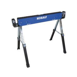 picture of Kobalt 42-in Steel Adjustable Saw Horse
