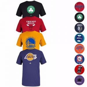 picture of NBA Team T-Shirts by Adidas