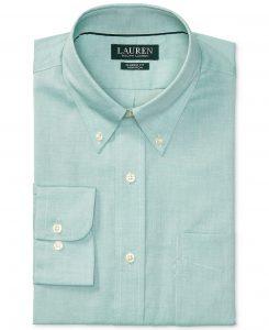picture of Polo Ralph Lauren Men's Pinpoint Oxford Dress Shirt Sale